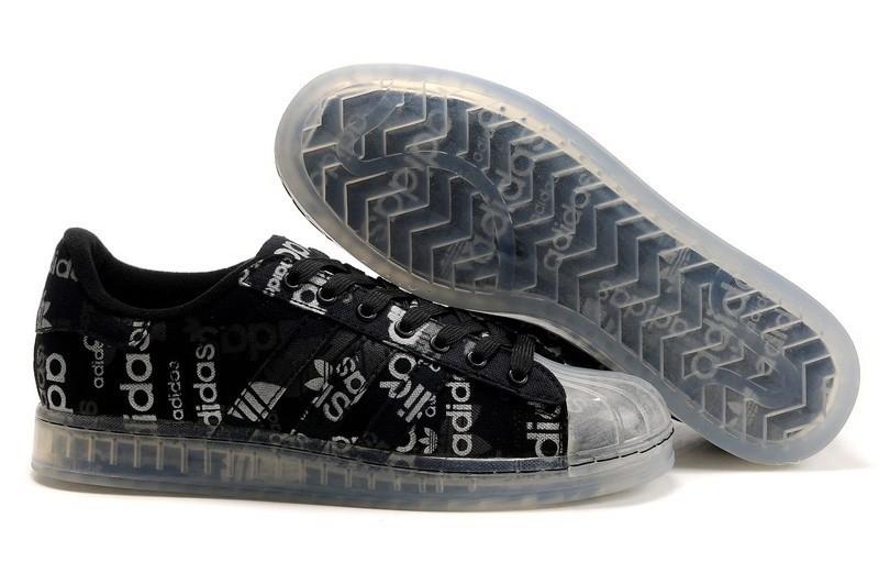 Comprar Mujer Adidas Originals Superstar CLR Zapatillas Negras 027783 Baratos