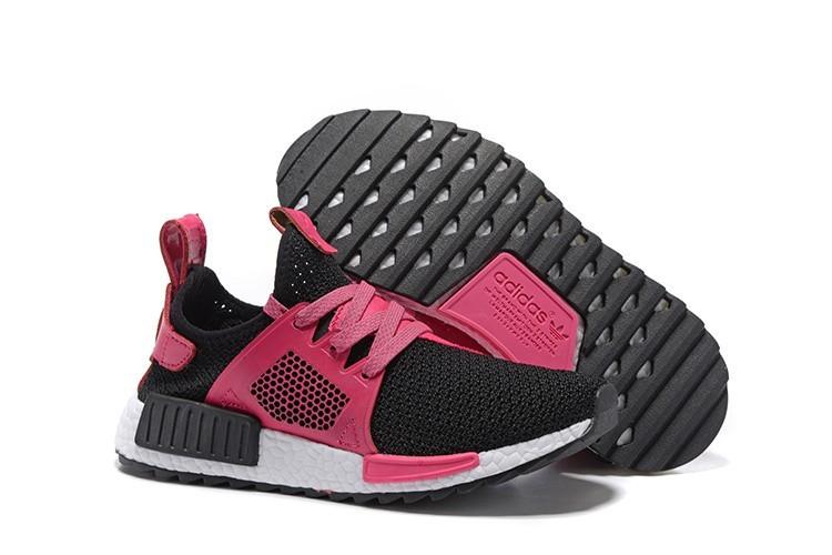 Compra Mujer Adidas NMD XR1 Zapatillas de Running Negras Rosa Rebajas Baratas