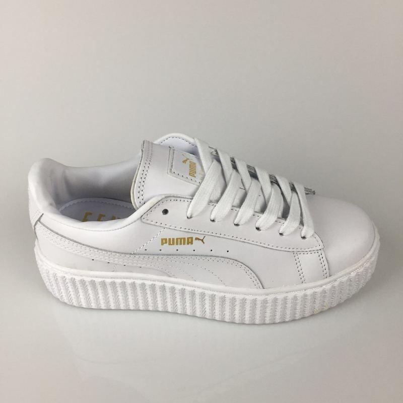 zapatillas blancas hombres puma