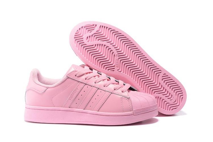 Oferta Mujer Adidas Originals Superstar Supercolor Pack Zapatillas Claro Rosa Claro Rosa Claro Rosa S41829 Baratas