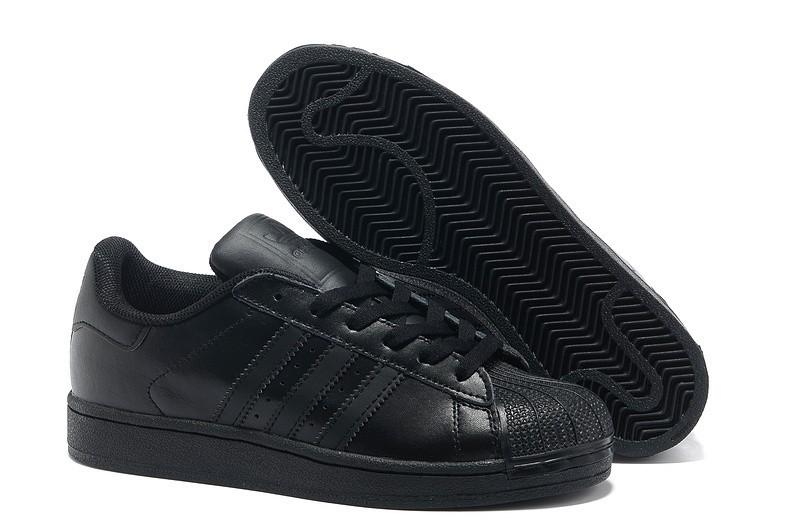 zapatillas adidas negras mujer ofertas