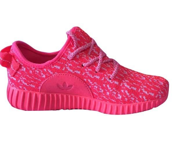 Comprar Adidas Yeezy Boost 350 Mujer Zapatillas Fluorescent Rosa Outlet España