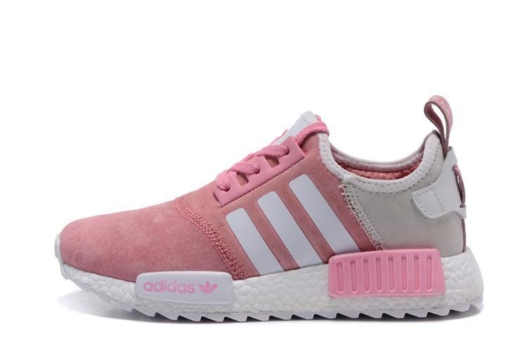 zapatillas rosas adidas mujer