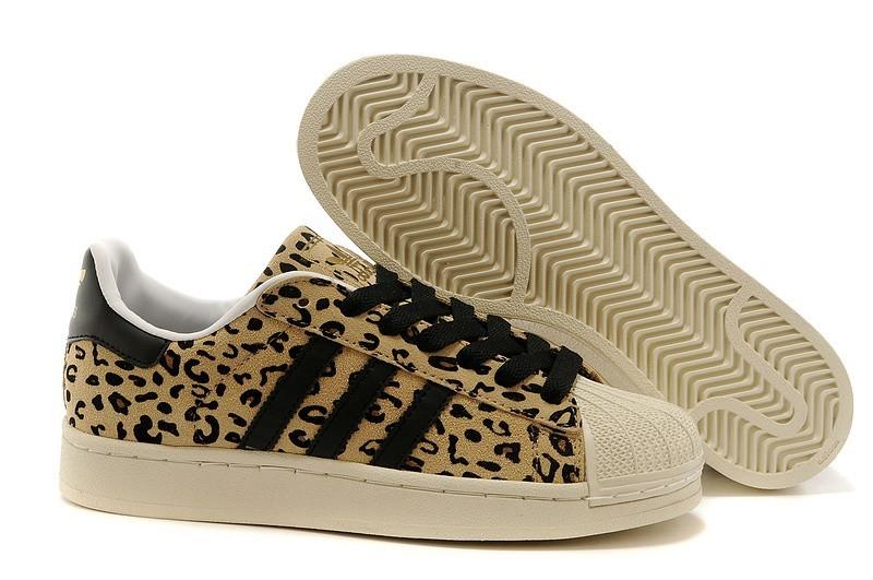Venta Hombre Mujer Leopard G28086 Adidas Originals FA SS YNG Superstar Casual Zapatillas Baratas