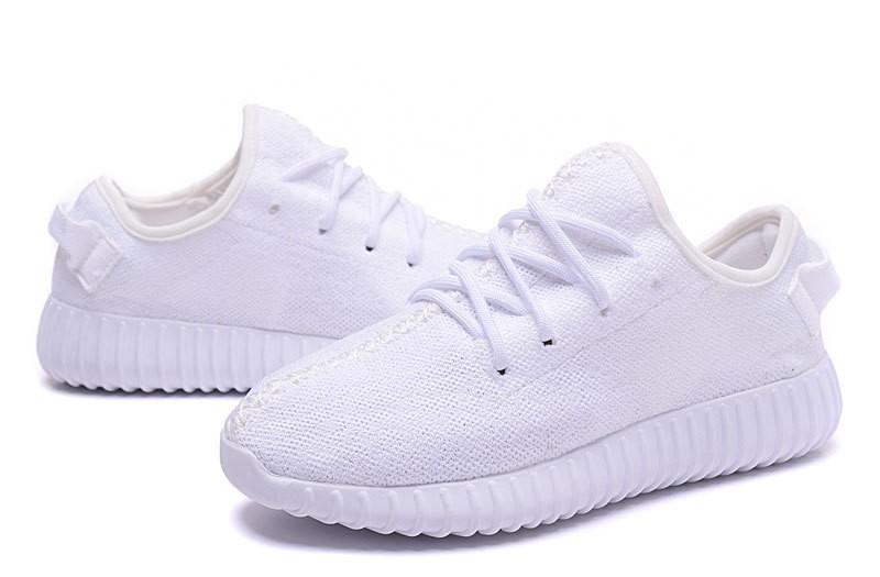 España Zapatillas Adidas Boost Baratas Yeezy 350 Mujer Oferta Blancas y7fgY6Ibv