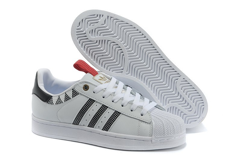 Compra Hombre Mujer Adidas Originals SS STD LUX Superstar Casual Zapatillas Blancas Negras G28353 España