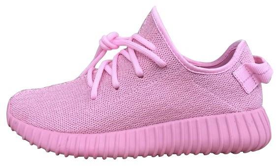 buy online 877dd a7eca Oferta Mujer Rosa Adidas Yeezy Boost 350 Zapatillas Outlet España