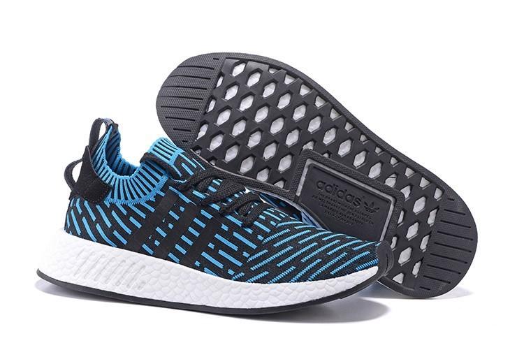 Comprar Hombre Adidas NMD R2 Zapatillas de Running Copa Negras Online Baratas