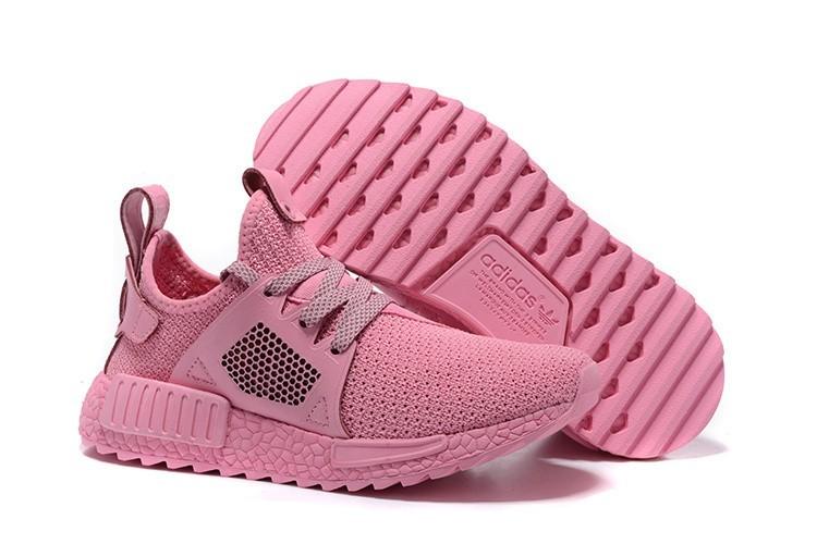 Comprar Mujer Adidas NMD XR1 Zapatillas de Running All Rosa Rebajas