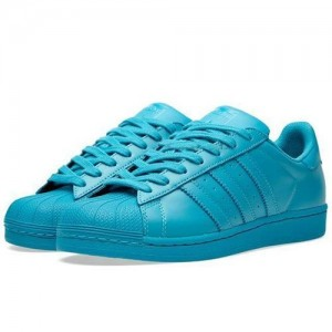 Compra Adidas Originals Superstar Supercolor Pack Zapatillas Hombre Mujer Collegiate Aqua Collegiate Aqua Collegiate Aqua S41817 Online Baratas
