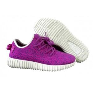 Nueva Mujer Adidas Yeezy Boost 350 Rose Morado Zapatillas España Rebajas