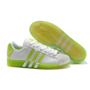 Comprar Hombre Mujer Adidas Originals Superstar Ul Trastar Fruit Casual Zapatillas Blancas Lime G43824 Outlet España
