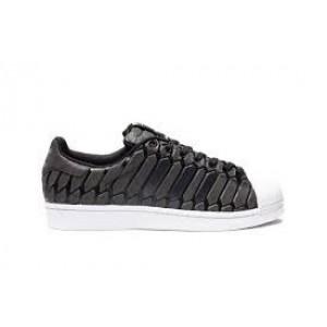 Nueva Hombre Adidas Originals Superstar Zapatillas Core Negras Negras Running Blancas Ftw D69366 Baratas