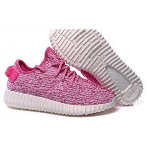Nueva Mujer Adidas Yeezy Boost 350 Rosa Zapatillas Rebajas