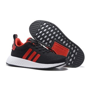 Oferta Hombre Adidas Originals NMD City Sock 2 PK Zapatillas de Running Negras University Rojas BB2952 Outlet España