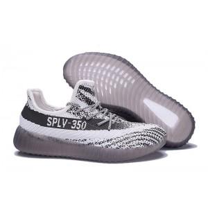 Comprar Hombre Mujer Zapatillas de Running: Adidas Yeezy Boost 350 V2 Grises Blancas Negras Rebajas Online