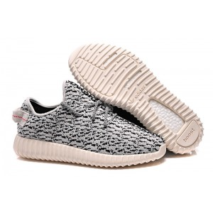 Compra Hombre Adidas Yeezy Boost 350 Zapatillas Grises Beige B35305 Baratas