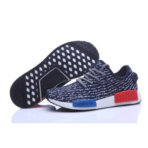 Compra Adidas NMD Runner X Yeezy Boost 350 Hombre Zapatillas Oscuro Azul España Rebajas