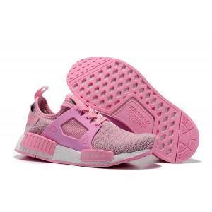 Venta Mujer Adidas Originals NMD XR1 Zapatillas de Running Rosa Blancas Rebajas Online