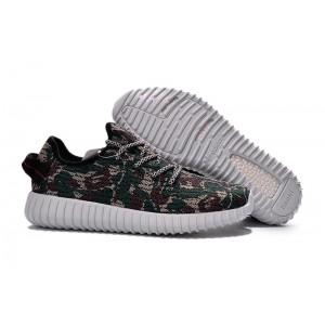 Compra Adidas Yeezy Boost 350 Hombre Zapatillas Khaki Verdes AQ4842 Outlet España