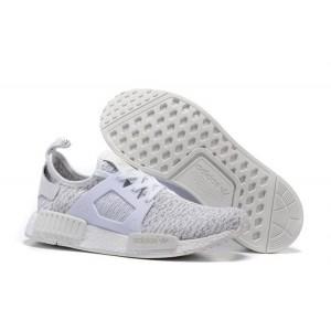 Nueva Hombre Mujer Adidas Originals NMD XR1 Zapatillas de Running Grises Blancas España Baratas