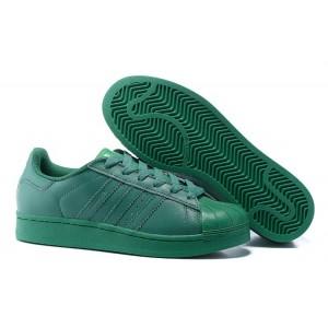 Nueva Hombre Mujer Adidas Originals Superstar Supercolor PHARRELL WILLIAMS Zapatillas Blaze Verdes S83390 Rebajas
