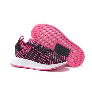 Compra Mujer Adidas NMD R2 Zapatillas de Running Rosa Negras Outlet España