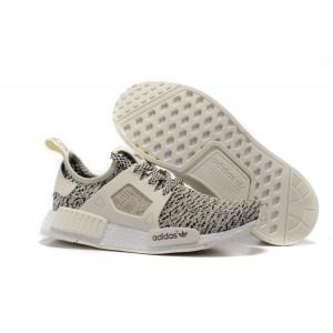 Comprar Hombre Mujer Adidas Originals NMD XR1 Zapatillas de Running Cream Blancas España Online
