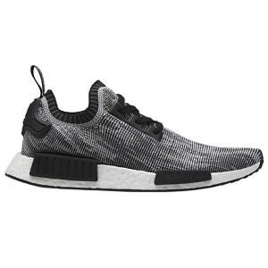 Oferta Hombre Adidas Originals NMD High Top Sneaker Negras Blancas Grises S79478 España