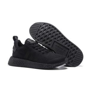 Comprar Hombre Mujer Adidas Originals NMD City Sock 2 PK Zapatillas de Running Negras Negras BB2951 Rebajas Baratas