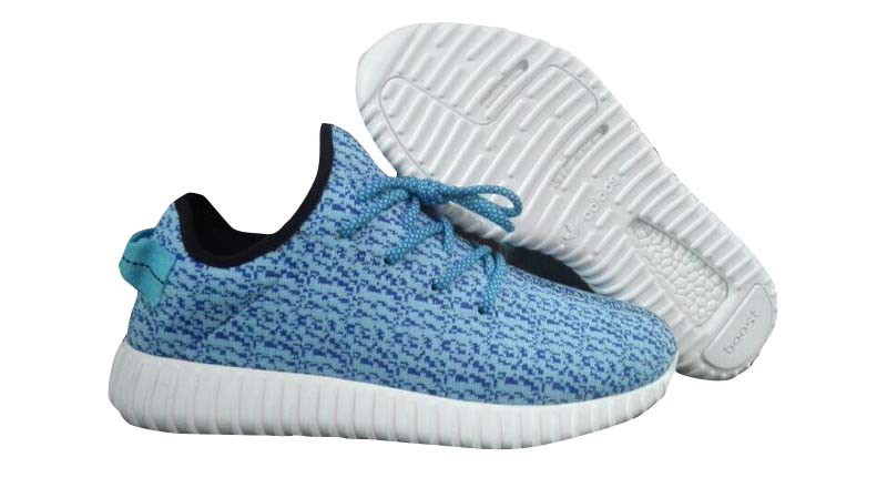 Venta Adidas Yeezy Boost 350 Mujer Zapatillas Claro Azul España