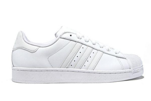 Comprar Hombre Mujer Adidas Originals Superstar II Zapatillas Running Blancas Ftw Running Blancas Running Blancas G17071 España Online