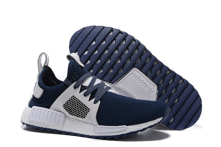Oferta Adidas NMD XR1 Running Hombre Zapatillas Marino Cream Outlet España