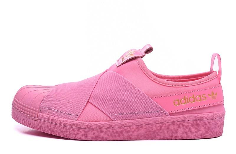 Compra Mujer Adidas Originals Superstar Slip On Trainer Peachpuff Outlet España