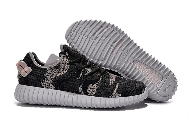 Oferta Adidas Yeezy Boost 350 Hombre Zapatillas Army Verdes AQ4834 Rebajas Baratas