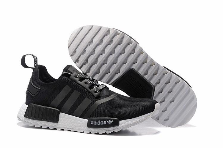 half off 97fad 79193 Venta Hombre Mujer Adidas Originals NMD XR4 Zapatillas de Running Core  Negras Blancas Baratas