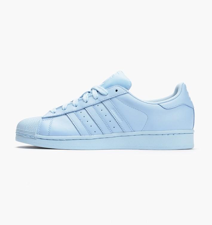 Nueva Mujer Adidas Originals Superstar Supercolor Pack Clear Sky Clear Sky Clear Sky S41830 Zapatillas Rebajas Baratas